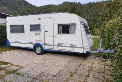Wohnmobil mieten in Donaustadt von privat | Knaus Bluey