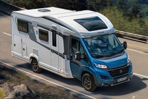 Wohnmobil mieten in Braunschweig von privat   Knaus  Camp4life3