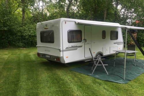 Wohnmobil mieten in Braderup von privat | Hymer Hymer Eriba