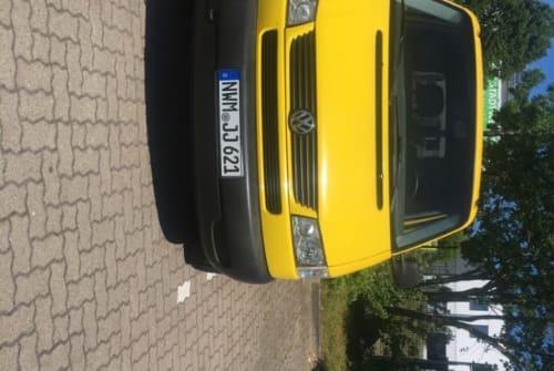 Wohnmobil mieten in Wismar von privat   VW Biene