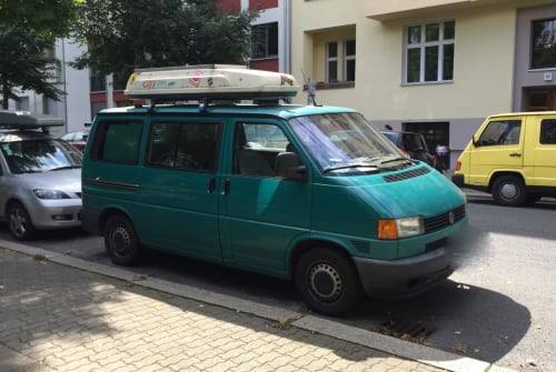 Wohnmobil mieten in Berlin von privat | Volkswagen Fuchur