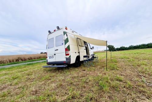Wohnmobil mieten in Dresden von privat   Mercedes Benz Vimo-Camper
