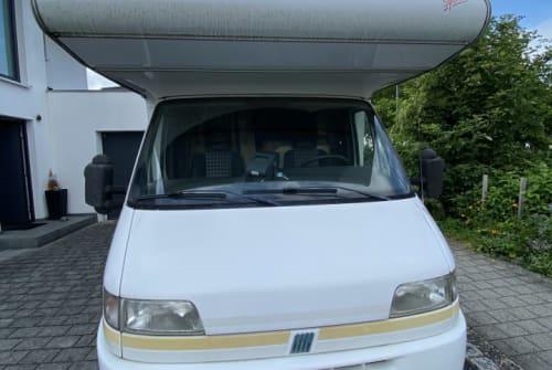 Wohnmobil mieten in Stammham von privat | Eura EURA Mobil