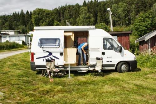 Wohnmobil mieten in Vorchten von privat   Sea Sloop2