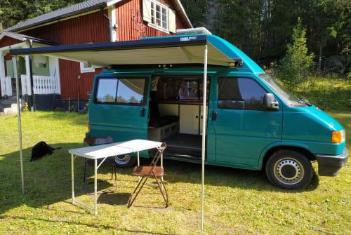 Wohnmobil mieten in Braunschweig von privat | VW Ferdinand