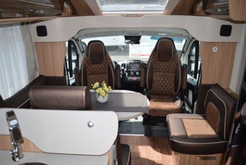 Wohnmobil mieten in Sylt-Ost von privat | Knaus Knausi