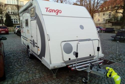 Wohnmobil mieten in Dresden von privat   Knaus Tango