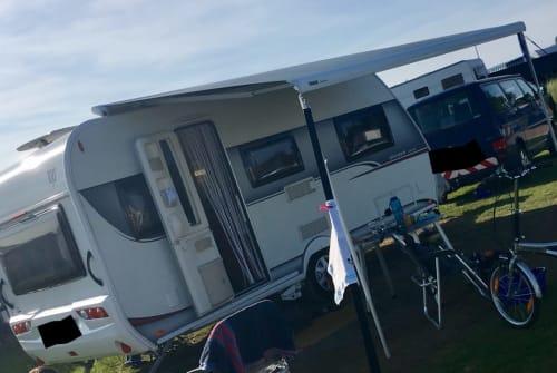 Wohnmobil mieten in Plochingen von privat | Hobby Easy Ontour