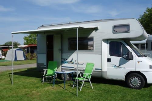 Wohnmobil mieten in Eichenau von privat   Fiat  Homer