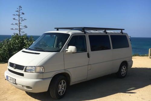 Wohnmobil mieten in Jerez de la Frontera von privat | VW El Tomatito