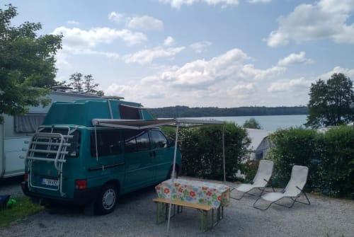 Wohnmobil mieten in Landsberg am Lech von privat | Volkswagen Green Machine