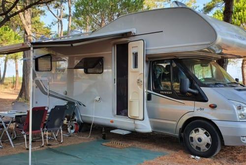Wohnmobil mieten in Seckach von privat   LMC Alf