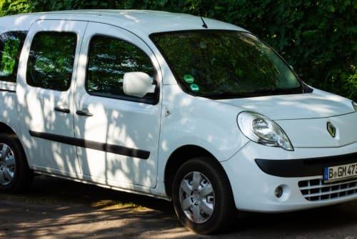 Wohnmobil mieten in Berlin von privat   Renault MUMIN