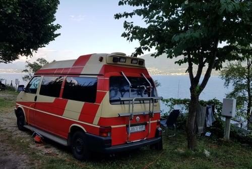 Wohnmobil mieten in Berlin von privat | Volkswagen Dr. Holiday