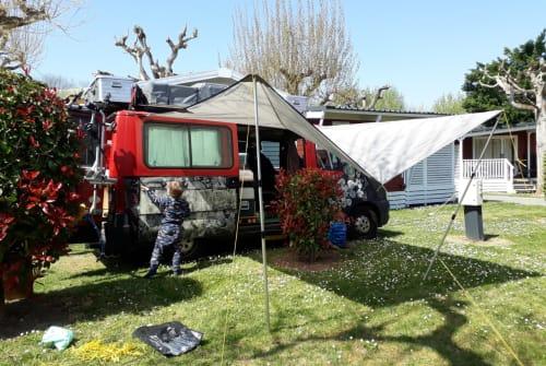 Wohnmobil mieten in Essenheim von privat | Peugeot Klaus Boxer
