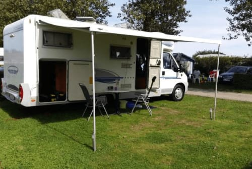 Wohnmobil mieten in Kiel von privat   Fiat Adria Adriatic
