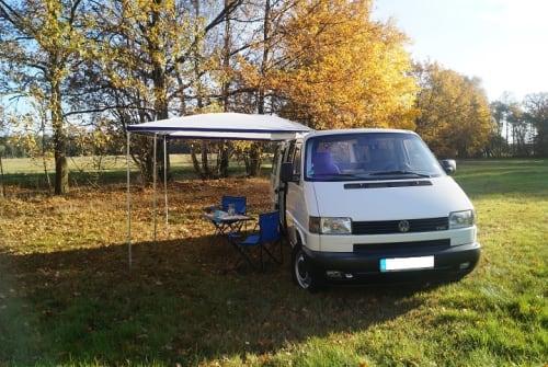 Wohnmobil mieten in Ludwigsfelde von privat | VW Sherlock Holmes