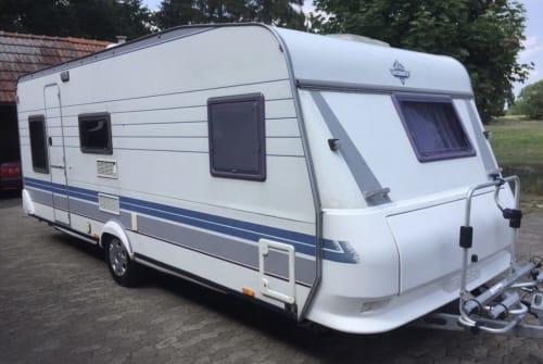 Wohnmobil mieten in Lilienthal von privat | Hobby Familienwagen