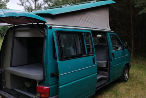 Wohnmobil mieten in Fürth von privat | VW T4 Mienta