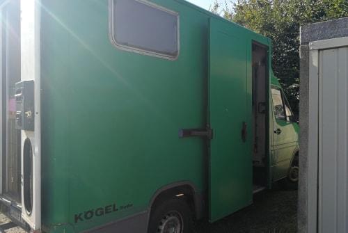 Wohnmobil mieten in Uelzen von privat | Mercedes Benz Edda