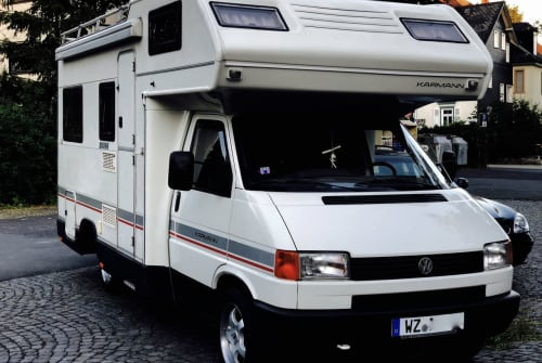 Wohnmobil mieten in Wetzlar von privat   VW T4 Karmann  Seestern