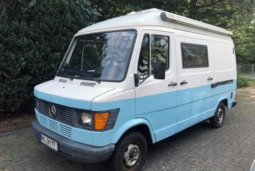 Wohnmobil mieten in Schneverdingen von privat | Mercedes Magic Bus