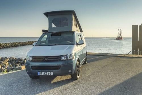 Wohnmobil mieten in Karlum von privat   Volkswagen Dünencamper 5