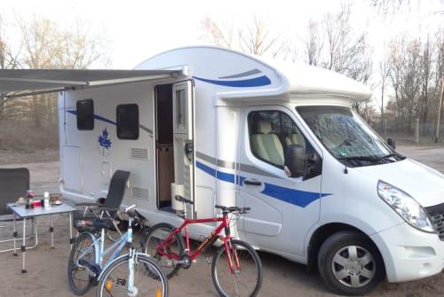 Wohnmobil mieten in Esthal von privat | ahorn Willie
