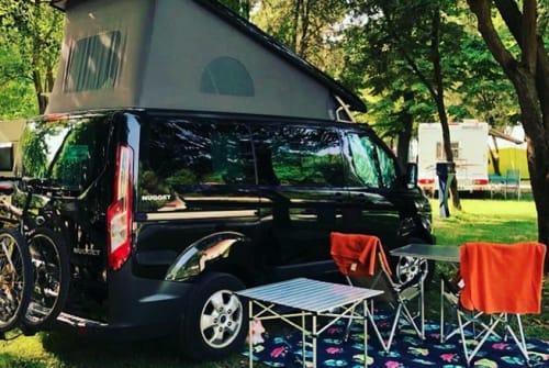 Wohnmobil mieten in Eichenzell von privat | Ford BlackNugget
