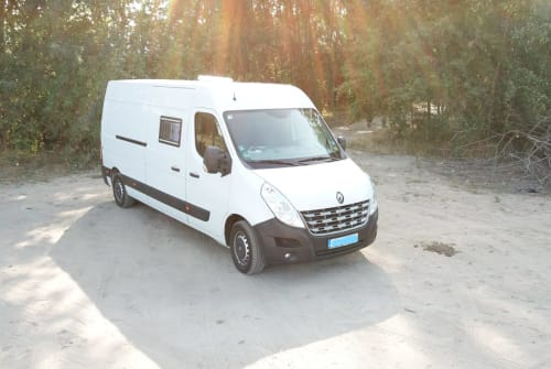Wohnmobil mieten in Berlin von privat | Renault Wanderlust