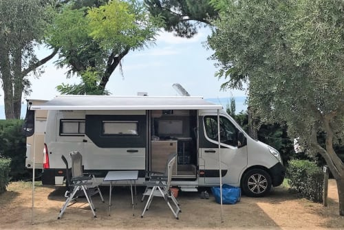 Wohnmobil mieten in Bad Brückenau von privat   Opel Movano Momento