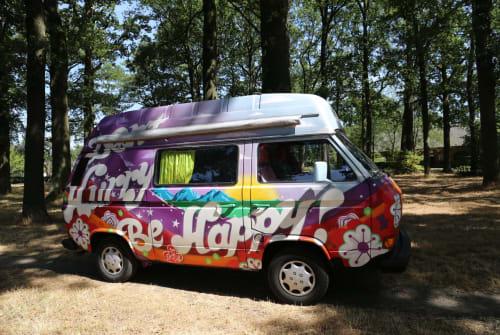 Wohnmobil mieten in Eindhoven von privat   Volkswagen Fay