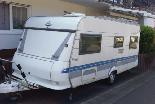 Wohnmobil mieten in Bad König von privat | Hobby  Wowa