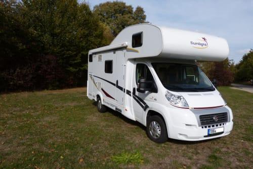 Wohnmobil mieten in Königheim von privat | Sunlight Roadrunner