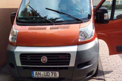 Wohnmobil mieten in Ansbach von privat | Fiat Wohni
