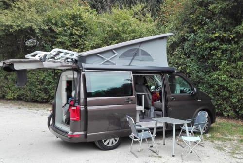Wohnmobil mieten in Kassel von privat | Volkswagen Brownie