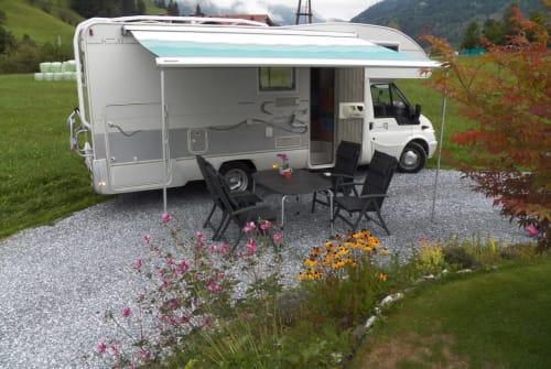 Wohnmobil mieten in Dorfgastein von privat | Ford - Transit BO