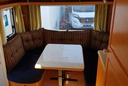 Wohnmobil mieten in Albersdorf von privat   Tabbert  TABBI