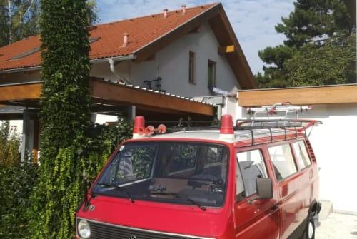 Wohnmobil mieten in Langenzersdorf von privat | Volkswagen RedBulli