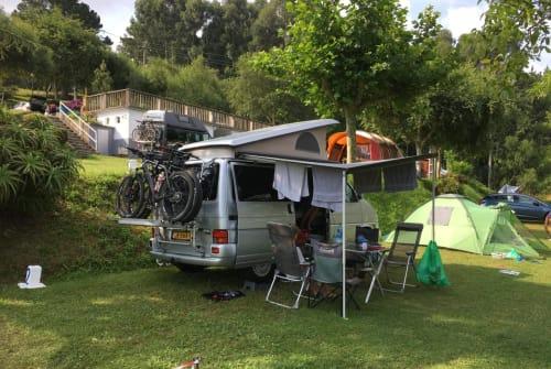 Wohnmobil mieten in Veenendaal von privat   Volkswagen  Grizzle Van