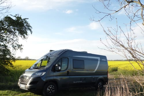 Wohnmobil mieten in Aventoft von privat | Citroen Summit All In