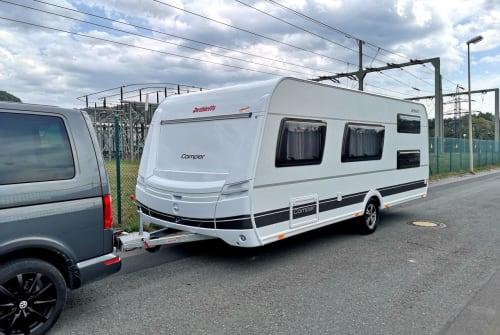 Wohnmobil mieten in Ködnitz von privat | Dethleffs Camper 540 QMK