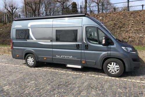 Wohnmobil mieten in Nümbrecht von privat | Pössl Cosmo