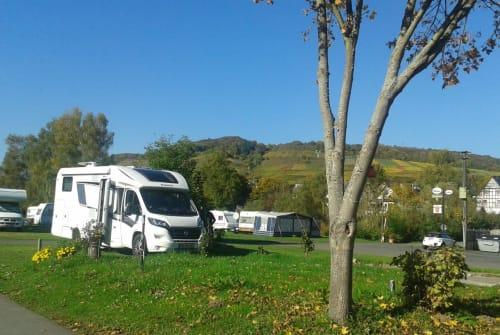 Wohnmobil mieten in Schwanstetten von privat | Knaus  Big Paul