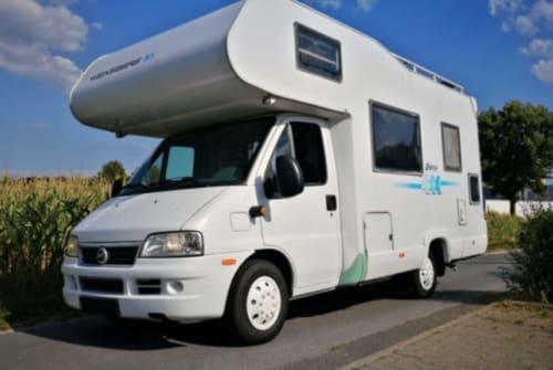 Wohnmobil mieten in Bardowick von privat | Weinsberg Orbi
