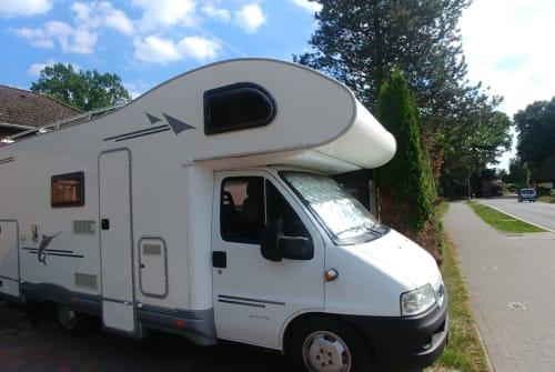 Wohnmobil mieten in Winsen (Luhe) von privat | fiat peppy´s home