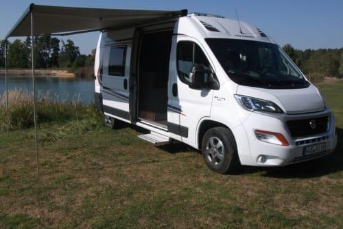 Wohnmobil mieten in Gunzenhausen von privat | Weinsberg Handlichkompakt