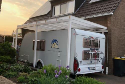 Wohnmobil mieten in Dormagen von privat | Knaus Knausi