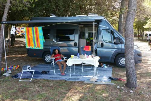 Wohnmobil mieten in Buchloe von privat | Citröen AllgäuCruiser