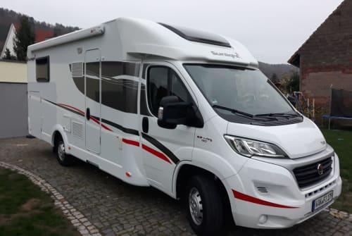 Wohnmobil mieten in Treffurt von privat | Sunlight FIT-Mobil